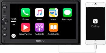 7. Sony Car Play Best Android Car Stereos