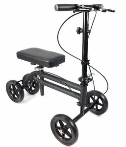 #1. KneeRover Economy Knee Scooter with DUAL BRAKING SYSTEM