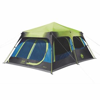 4. Coleman Cabin Tent with Instant Setup