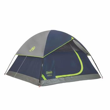 5. Coleman Sundome Tent