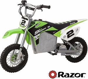 Razor SX500 McGrath Dirt - Best Electric Razor Dirt Bike