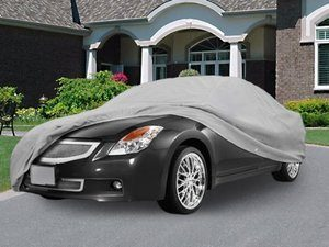 10. NEH Superior 100% Waterproof Car Cover