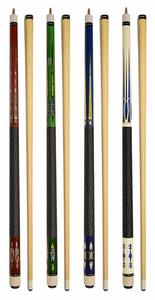 11. AB Earth 2-Piece 58 Inches Pool Cue