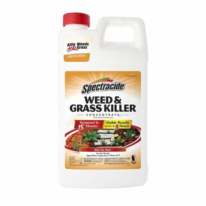 11. Spectracide Weed & Grass Killer Concentrate 64 fl oz