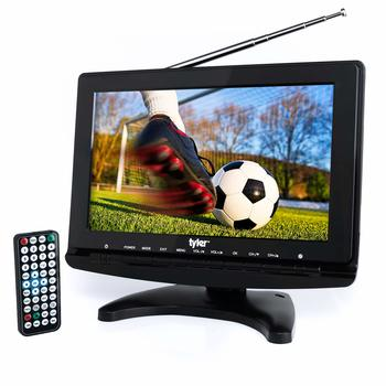 11. Tyler TTV706 10-inch Portable Widescreen 1080P LCD TV