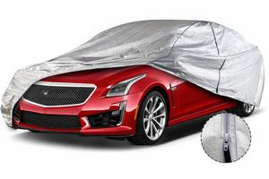 12. Leader Accessories Car Cover Aluminum