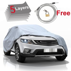 14. KAKIT 5 LAYER Car Cover SUV Cover