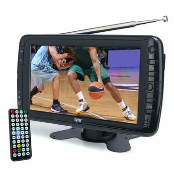 14. Tyler TTV701 7-inch Portable Widescreen LCD TV with Detachable Antennas