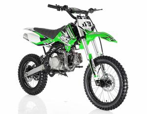 3. Apollo DB-X18 125cc Dirt Bike