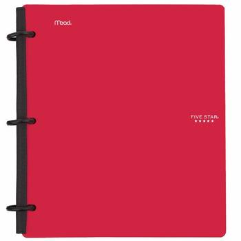 3. Five Star Flex Hybrid Note Binders