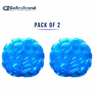 4. GoBroBrand Bubble Bumper Ball
