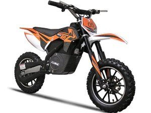 4. MotoTec 24v Electric Dirt Bike 500w