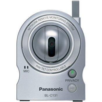 5. Panasonic BL-C131A Network Camera Wireless 802.11