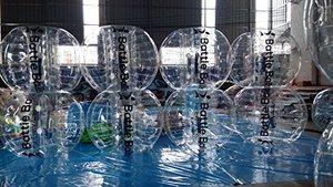 6. Bubble Soccer Ball - From Battle Balls