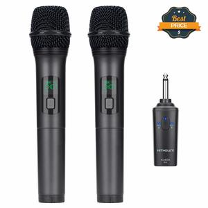 6. Kithouse K380A Wireless Microphone Karaoke