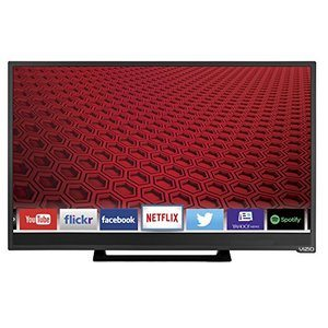6. Vizio E24-C1 24-Inches 1080p Smart LED TV