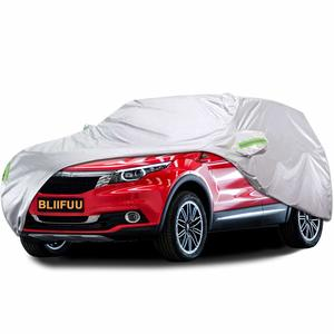 9. BLIFUU Car Cover SUV Protection Cover