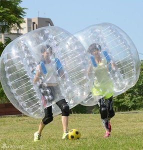 9. Inflatable Bumper Ball