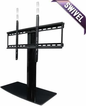 1. Universal 60-inch TV Stand for TV with swivel and height adjustment