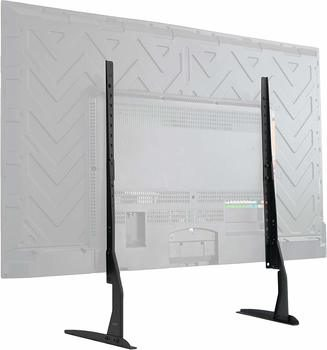 1. VIVO Universal LCD Flat Screen TV Table - 50-inch TV Stands