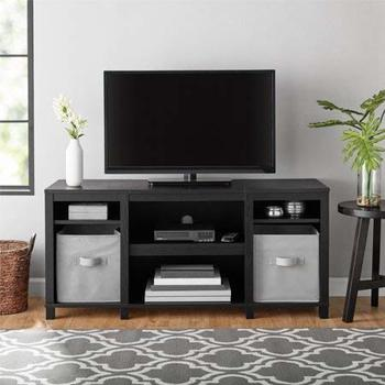 11. Mainstay Parsons Cubby 50-inch TV Stands