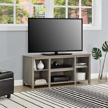 12. Mainstay Parsons Cubby 50-inch TV Stand
