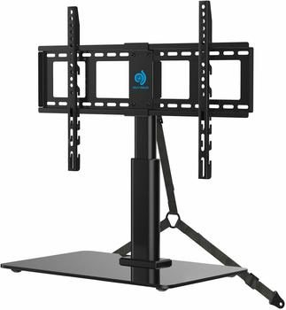 5. HUANUO TVS03 Universal Tabletop 60-inch TV Stand Holder