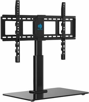 8. HUANUO HN-TVS02 Tabletop Swivel 60-inch TV Stand
