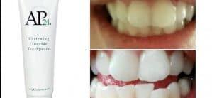 NU Skin AP24 Whitening Toothpastes
