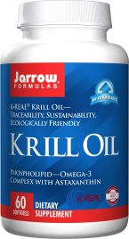 Krill oil by Jarrow Formulas