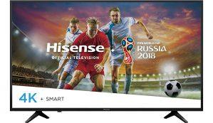 Hisense 65-inch TVs