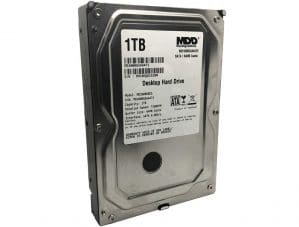 MaxDigitalData 1TB Hard Drives