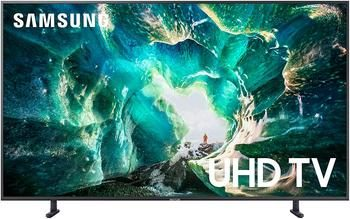 10. Samsung UN82RU8000FXZA Flat 82-Inch 4K 8 Series Ultra HD Smart TV