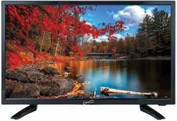 10. Supersonic 19-inch TVClass LED HDTV