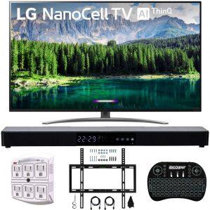 LG 55-inch TVs