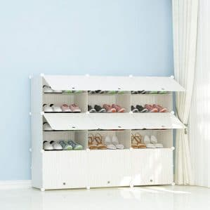 JOISCOPE Shoe Storage Cabinets