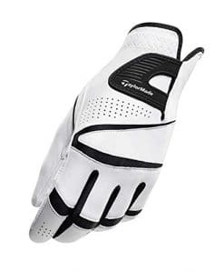 Callaway Golf Men OptiColor Leather Golf Gloves