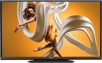 14. Sharp LC-80LE650U 80-Inch Aquos HD 1080p 120Hz Smart LED TV