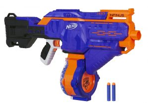 Nerf Elite Blasters