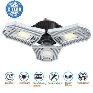 Falive LED Garage Lights