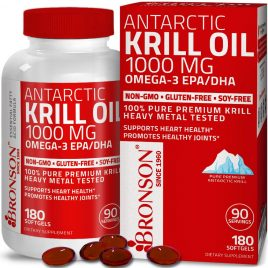 Bronson's fine Krill Oil