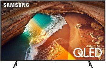 2.Samsung QN82Q60RAFXZA Flat 82-Inch QLED 4K Q60 Series Ultra HD Smart TV