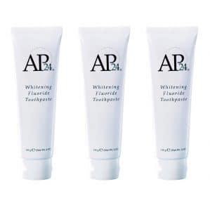 NU Skin SvABNg Ap-24 Whitening Fluoride Toothpaste