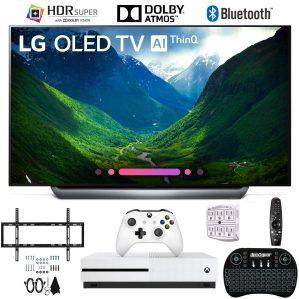 LG 65-inch TVs