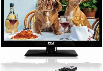 3. Pyle 18.5-Inch 1080p LED TV - 18-inch TVs