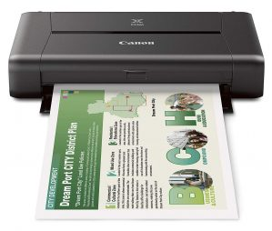 anon PIXMA iP110 Wireless Printer