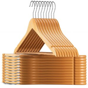 High-Grade Wooden Pants Hanger