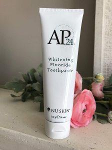 NU Skin Nuskin Ap-24 Whitening Fluoride-Free Toothpaste