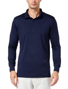 Baleaf Long Sleeve Golf Shirts