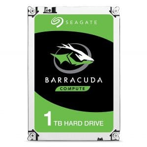 eagate Barracuda 1TB Internal Hard Drives